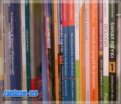 edukacja, Darmowe książki pierwszoklasistów - zdjęcie, fotografia