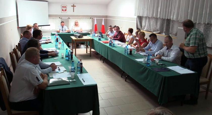Rada Gminy Kołaki radni, Sesja Gminy Kołaki Kościelne ŻYWO - zdjęcie, fotografia