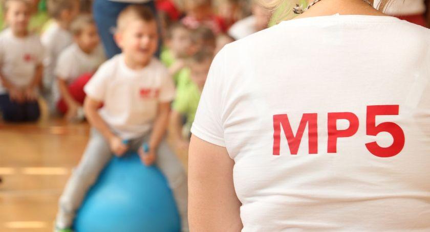 edukacja, Dzień Przedszkolaka sportowo [foto] - zdjęcie, fotografia