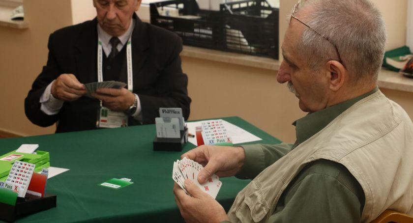 szachy brydż, Turniej Brydża Sportowego Puchar Wójta Gminy Zambrów [foto] - zdjęcie, fotografia