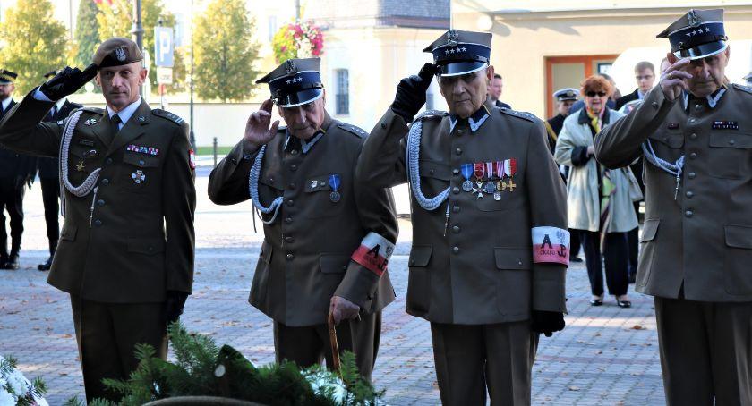 uroczystości obchody, Uczcili rocznicę powstania Podziemnego Państwa Polskiego - zdjęcie, fotografia