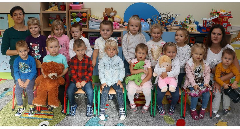 edukacja, Galeria naszych milusińskich Przedszkole Samorządowe Gminy Zambrów - zdjęcie, fotografia