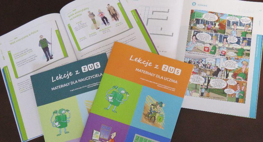 """edukacja, """"Lekcje ZUS"""" rusza kolejna edycja nowym wydaniu - zdjęcie, fotografia"""