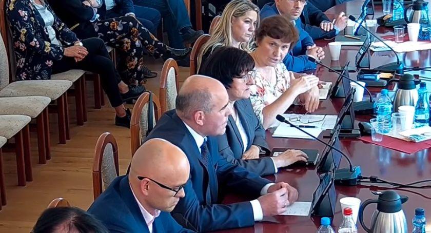 Rada Miasta Zambrów radni, Kolejny wniosek budżetu Miasta Zambrów - zdjęcie, fotografia