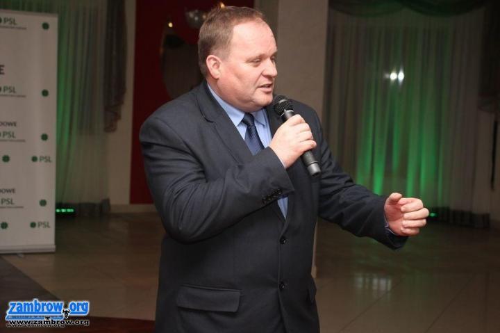 partie polityczne, traci poselski Odszedł Mieczysław Baszko - zdjęcie, fotografia