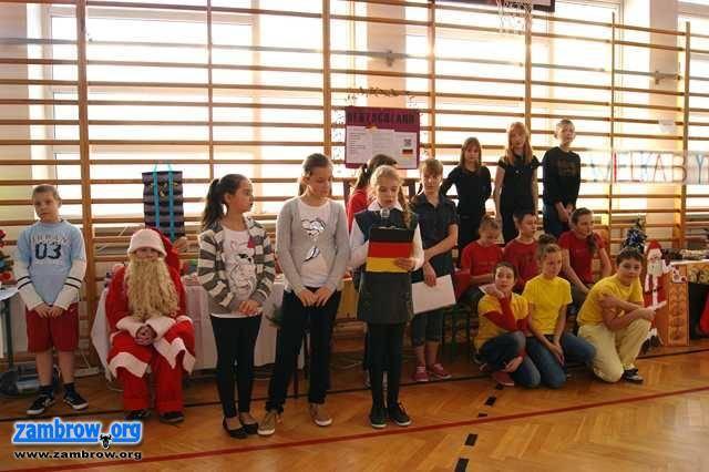 edukacja, Tradycje bożonarodzeniowe różnych krajów Szumowie - zdjęcie, fotografia
