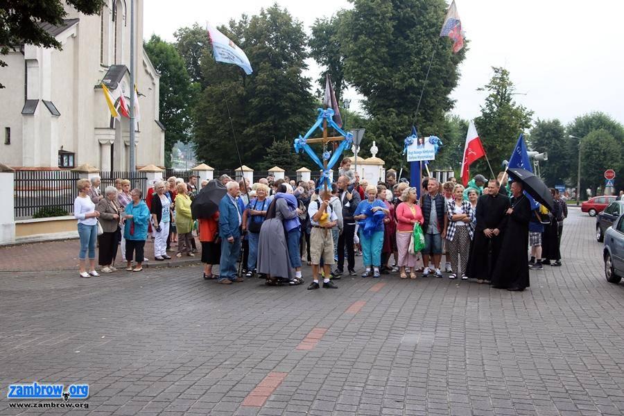 religia, Wyruszyli Jasną Górę [foto] - zdjęcie, fotografia