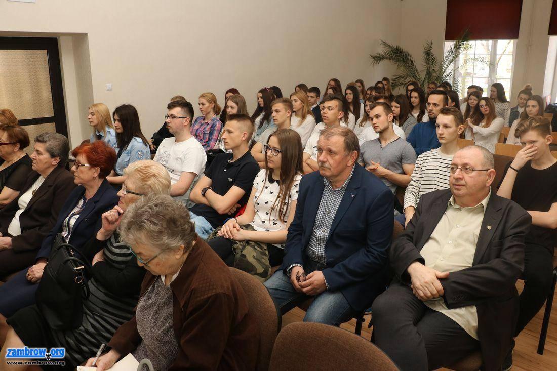 edukacja, Niepodległość Sybiracy Polska akcenty zambrowskie [foto] - zdjęcie, fotografia