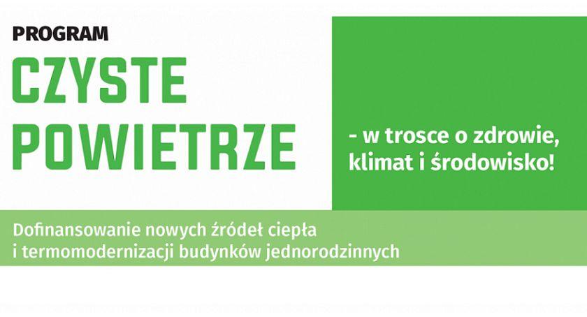 """artykuł sponsorowany, Program """"Czyste Powietrze"""" Radny Sebastian Orłowski apeluje mieszkańców - zdjęcie, fotografia"""