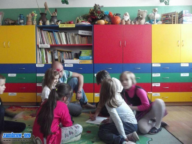 """edukacja, Spotkanie integracyjne """"Trójce"""" - zdjęcie, fotografia"""