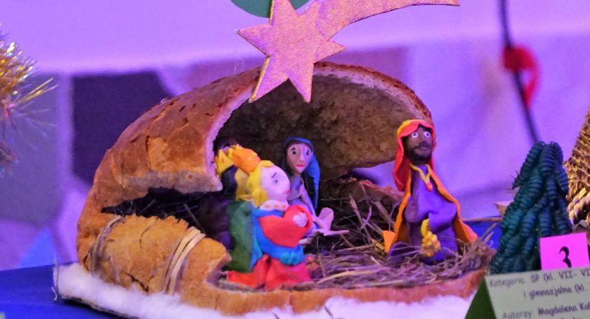 konkursy, udział edycji Powiatowego Konkursu Szopek Bożonarodzeniowych - zdjęcie, fotografia