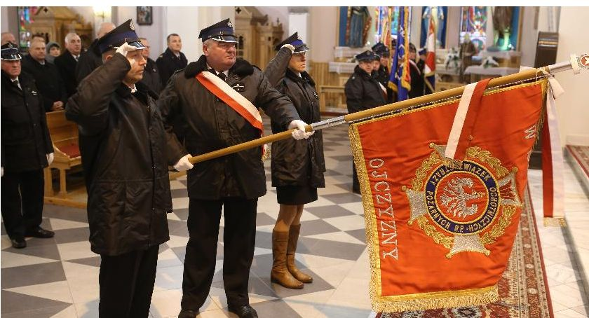uroczystości obchody, Zapraszamy uroczystą mszę świętą intencji strażaków - zdjęcie, fotografia