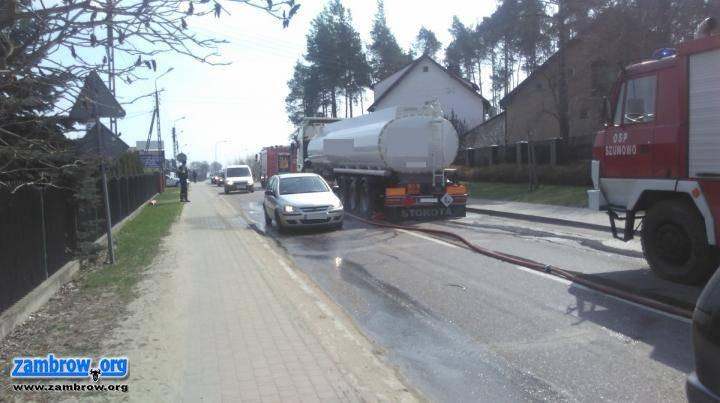 pożary i straż, włos tragedii Szumowie [foto] - zdjęcie, fotografia