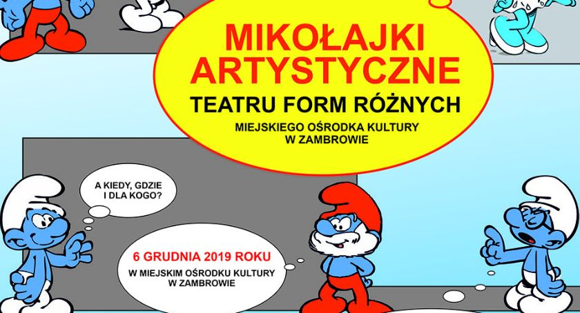 wydarzenia, Zapraszamy Mikołajki Centrum Kultury - zdjęcie, fotografia