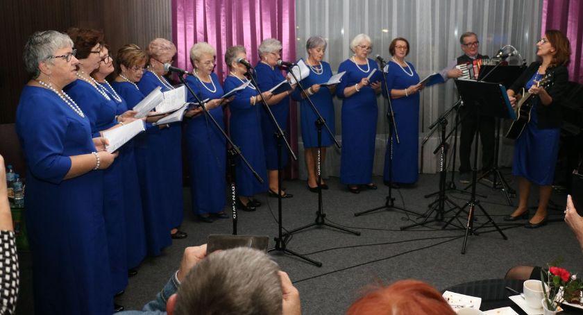 muzyka koncerty, Chór akademicki wystąpił Centrum Kultury [foto] - zdjęcie, fotografia