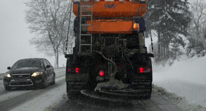 samorząd, Samorządy dogadały kwestii zimowego utrzymania dróg - zdjęcie, fotografia