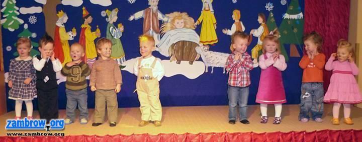 edukacja, Dzień Babci Dziadka Miejskim Przedszkolu - zdjęcie, fotografia