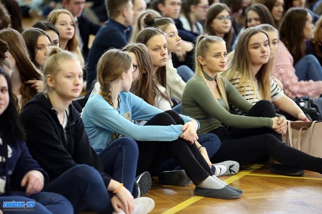 edukacja, Międzynarodowy Dzień Kobiet [foto+video] - zdjęcie, fotografia