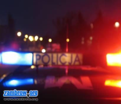"""policja, Odpowie jazdę """"pod prąd"""" - zdjęcie, fotografia"""