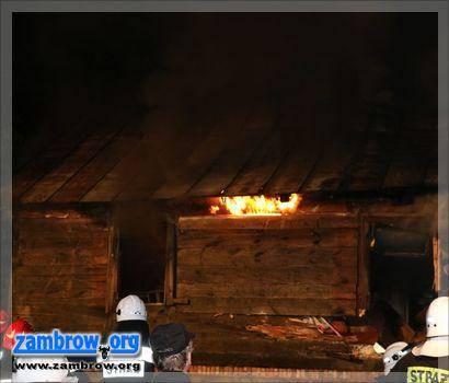 straż, Sezon grzewczy pełni wzrosło zagrożenie zaczadzeniem pożarami - zdjęcie, fotografia
