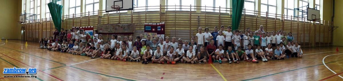 """edukacja, Narodowy Dzień Sportu """"Czwórce"""" - zdjęcie, fotografia"""