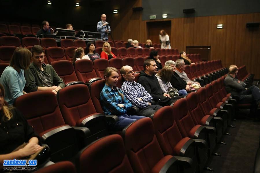 kino film teatr, Powiat Zambrowski reprezentantów wojewódzkim przeglądzie teatrów obrzędowych [foto] - zdjęcie, fotografia