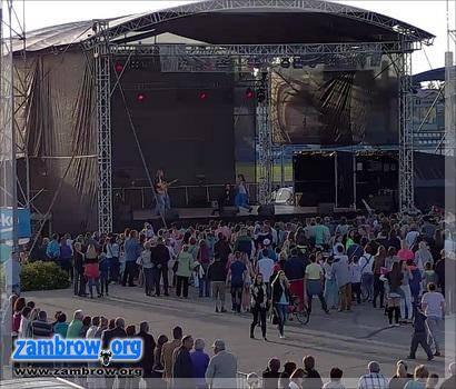 wydarzenia, Znamy gwiazdy Zambrowa Pożegnanie - zdjęcie, fotografia