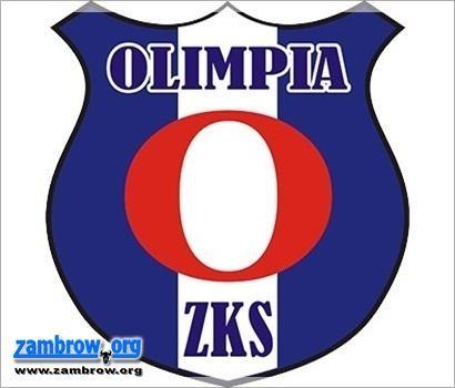 piłka nożna futsal, sparingów Olimpii Zambrów - zdjęcie, fotografia