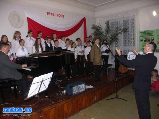 uroczystości obchody, Uroczyste obchody Rocznicy Odzyskania Niepodległości przez Polskę - zdjęcie, fotografia