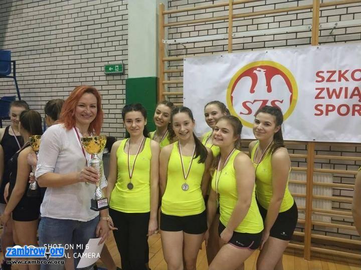 sport_, znowu podium aerobiku! - zdjęcie, fotografia