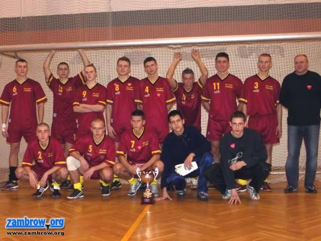 sport_, Wyniki Halowego Turnieju Piłki Nożnej Puchar Burmistrza - zdjęcie, fotografia