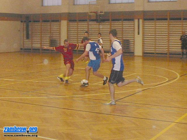sport_, Wyniki Turnieju Piłki nożnej Puchar Burmistrza Miasta Zambrowa - zdjęcie, fotografia