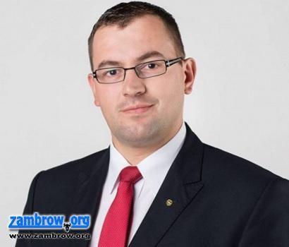 partie polityczne, Krajewski prezydenta Łomży - zdjęcie, fotografia