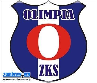 sport_, Pierwsza porażka nowego szkoleniowca Olimpii Zambrów - zdjęcie, fotografia