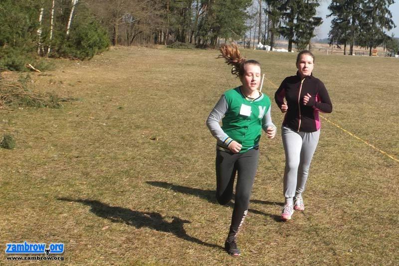 sport_, Rozstrzygnięto Powiatowe Mistrzostwa Ludowych Zespołów Sportowych biegach przełajowych - zdjęcie, fotografia