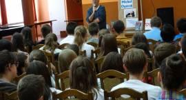 Michał Ogórek gościł także w Szumowie