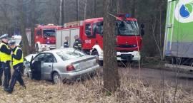 Tragiczny wypadek w gminie Kołaki Kościelne [foto]