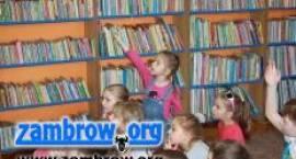 Spotkania z książką w Oddziale dla Dzieci MBP