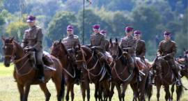 Jutro do Zambrowa wjedzie 50-u kawalerzystów na koniach