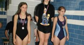 Mistrzostwa Grupy Zachodniej w Pływaniu – wyniki dziewcząt w ramach Gimnazjady
