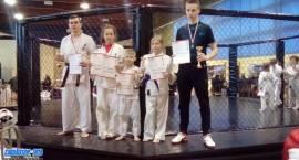 6 medali zawodników Mazowiecko-Podlaskiego Klubu Karate