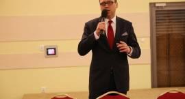 Spotkanie z kandydatem na senatora Szczepanem Barszczewskim [foto+video]