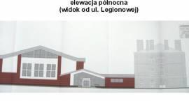 Jest już projekt budowlany hali przy ZS1