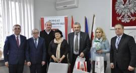 Powiat i szpital nawiązali współpracę z Ukrainą