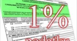 W województwie podlaskim coraz więcej osób przekazuje 1% podatku