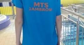 Sukces zambrowskich pływaków na łomżyńskim maratonie