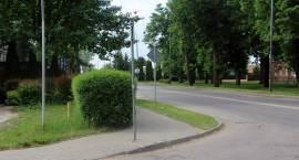 Poprawiono widoczność na jednym z zambrowskich skrzyżowań [foto]