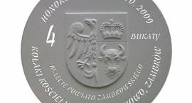 Za dwa tygodnie do obiegu wejdą dukaty powiatu zambrowskiego