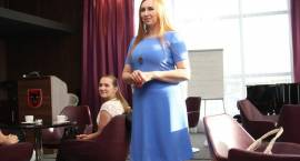Grace Carter zainaugurowała spotkania Klubu Pozytywnych [foto]