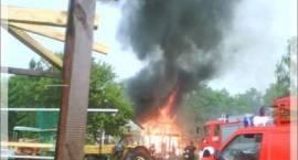 """Rozpoczął się """"sezon"""" na wypalanie traw. Strażacy przypominają: takie działania są szkod"""